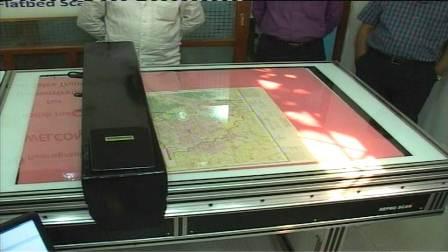 Широкоформатное сканирование, сканирование А1,                         сканирование больших форматов