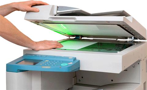 Сканирование, сканирование документов